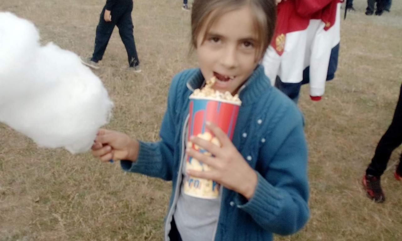 Моя доченька Настя