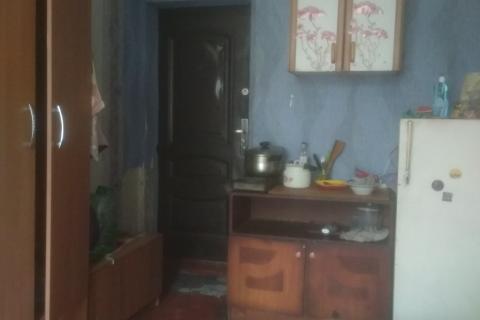 Вот комната в которой проживаем